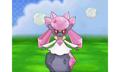Pokemon X And Y: Mythical Pokemon Diancie Will Be Added Soon #30597