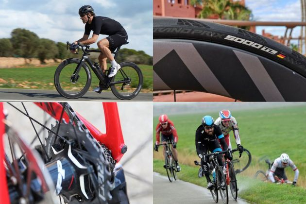 Tech of the week: Conti GP5000, eTap 12 speed and good and bad advice