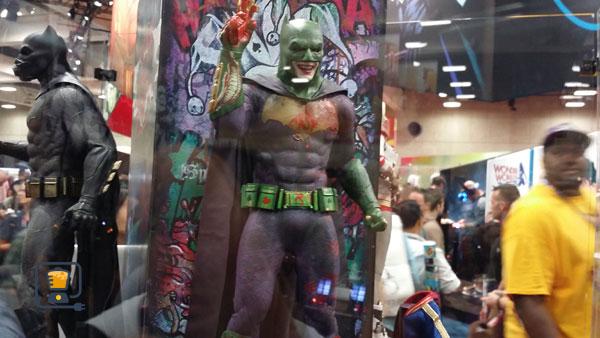 Joker Batsuit San Diego Comic-Con Suicide Squad