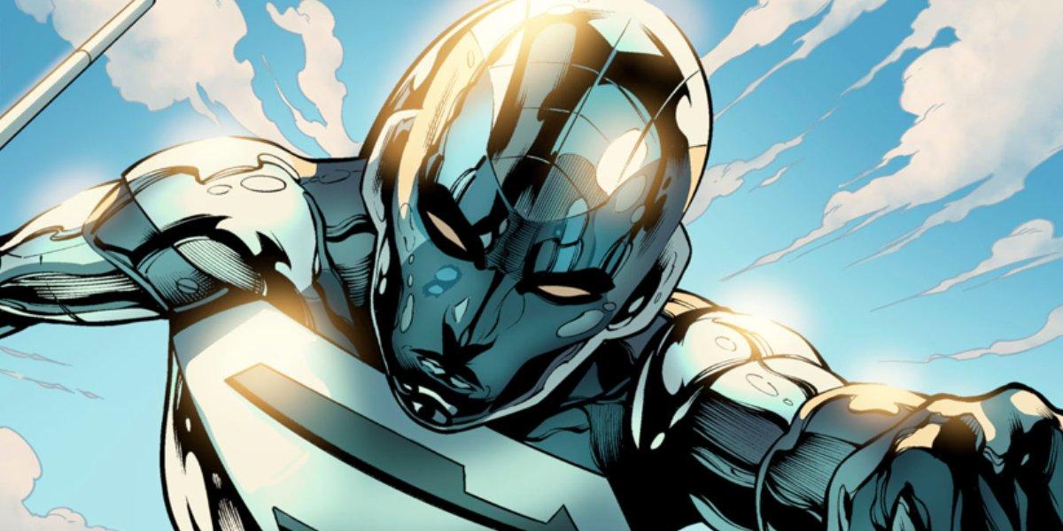 Natasha Irons is Steel