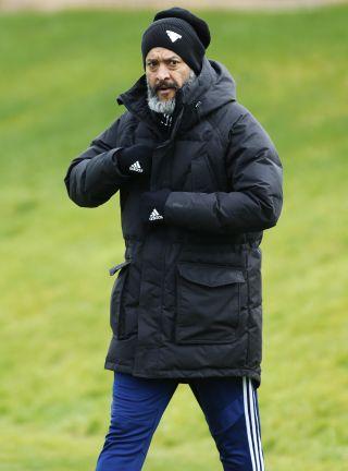 Wolverhampton Wanderers Training