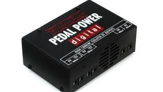 Best pedalboard power supplies: Voodoo Lab Pedal Power Digital
