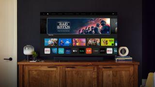 Vizio M-Series Quantum MQ6, one of the best TVs with Chromecast built-in