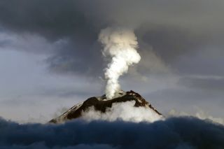 planet earth, volcanoes, eruptions, volcanic activity, volcano season