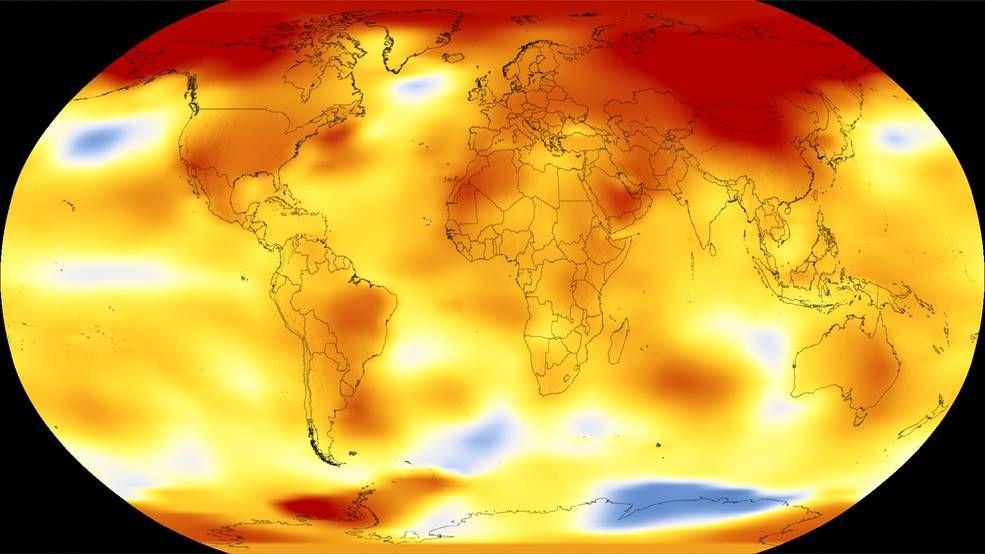 NASA, NOAA Will Unveil Update on Earth's Climate 2018 ...