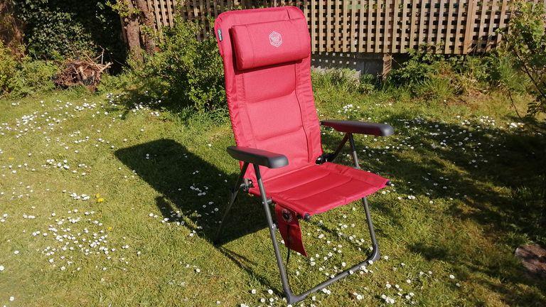 Vango Radiate camping chair review