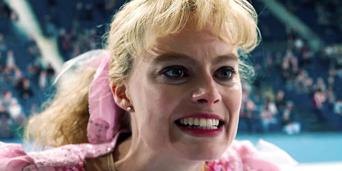 Margot Robbie is Tonya Harding