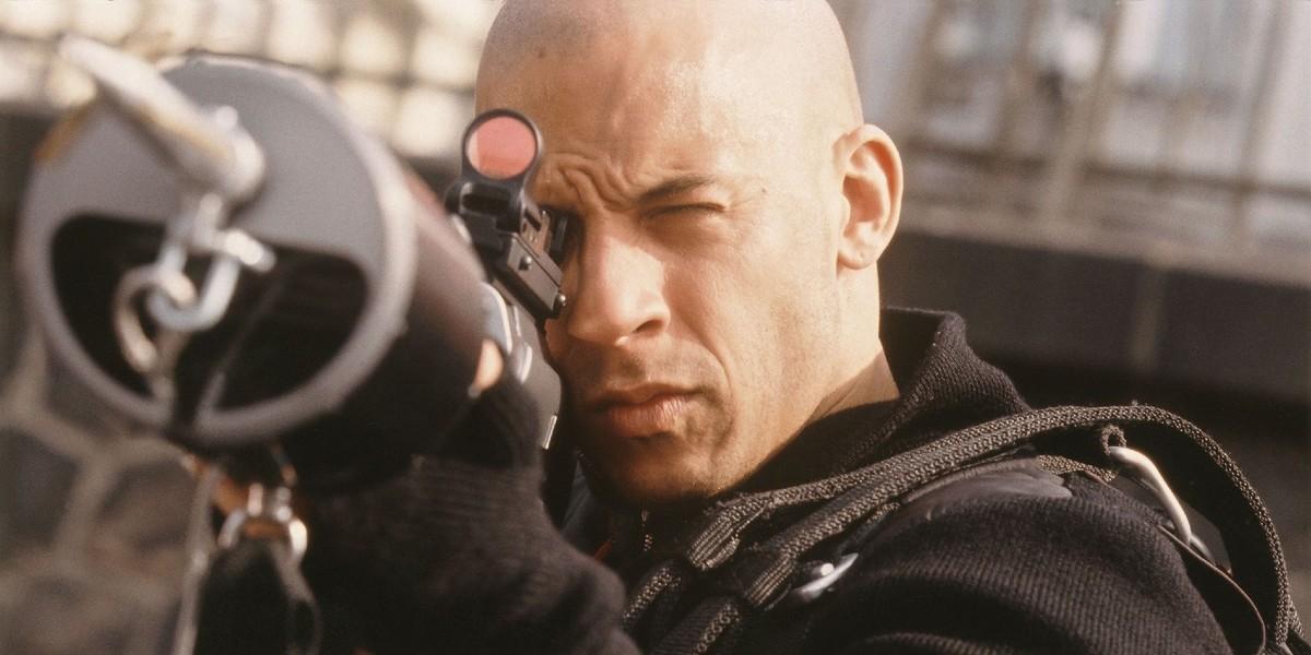 Vin Diesel - xXx