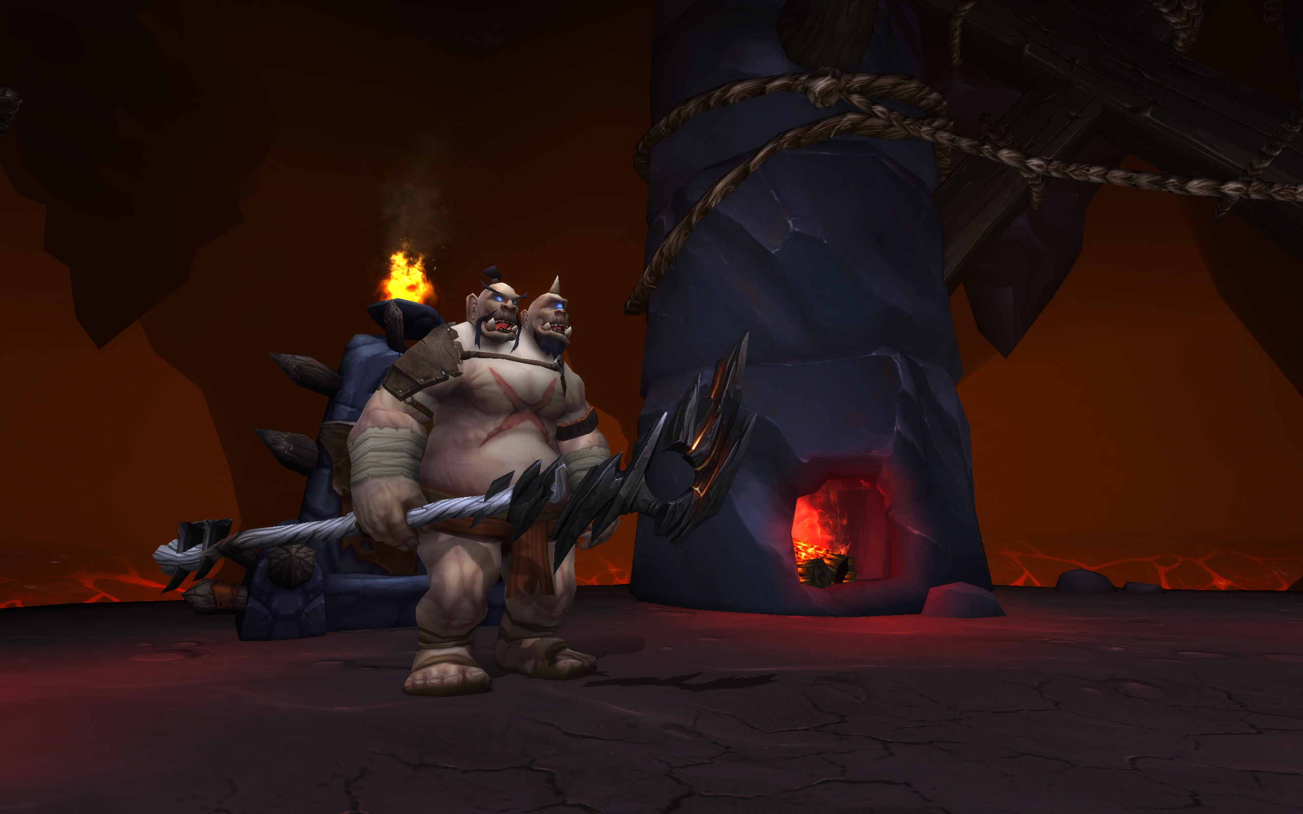 World Of Warcraft: Warlords Of Draenor Screenshots Travel To First Dungeon #30649