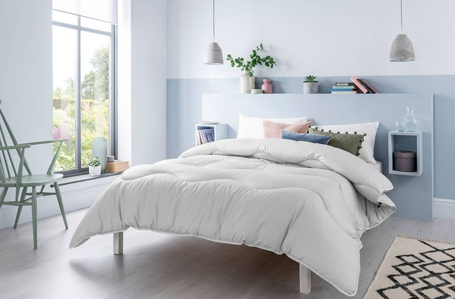 John Lewis is selling a coverless duvet so you don't ever have to change your sheets