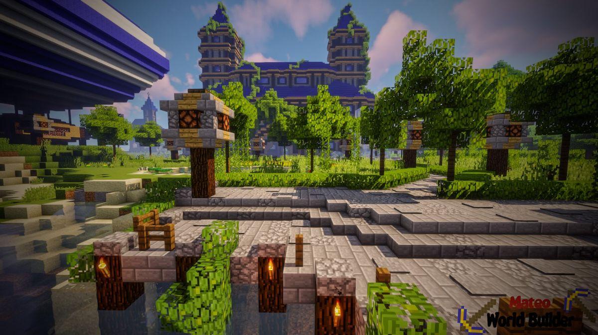 Minecraft Castle Ideas The Best Designs For Castles In Minecraft Pc Gamer
