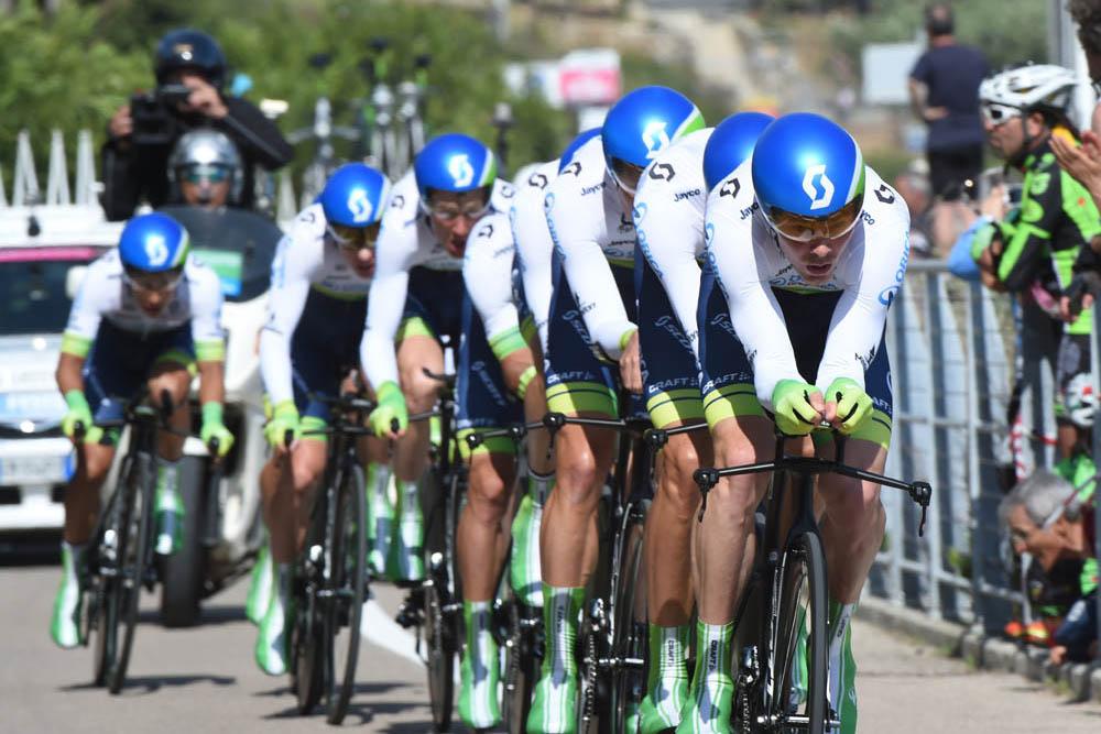 Orica-GreenEdge wins Giro d Italia opening team time trial - Cycling Weekly f346c6e8a