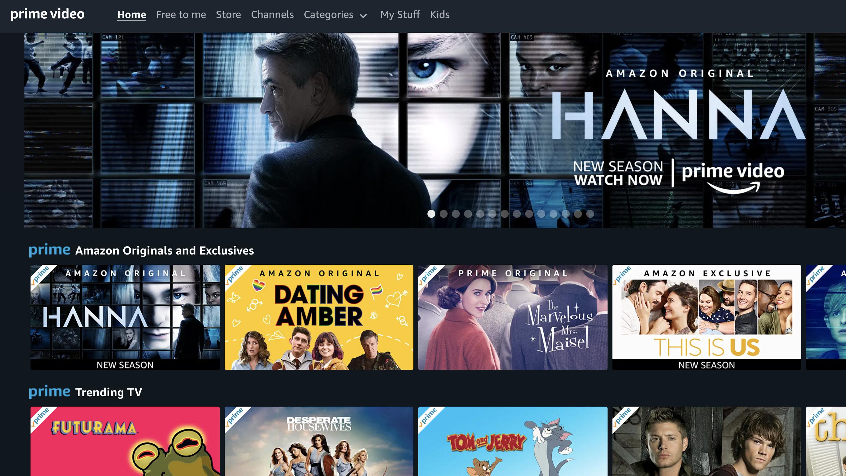 L'un des plus gros problèmes d'Amazon Prime Video vient de trouver sa  solution | TechRadar