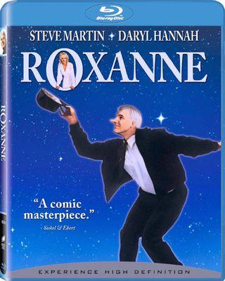 Roxanne Eureka Blu-ray