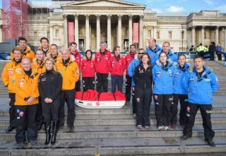 Walking with the Wounded Race to the South Pole