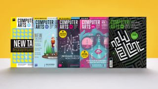 Computer Arts cover competition