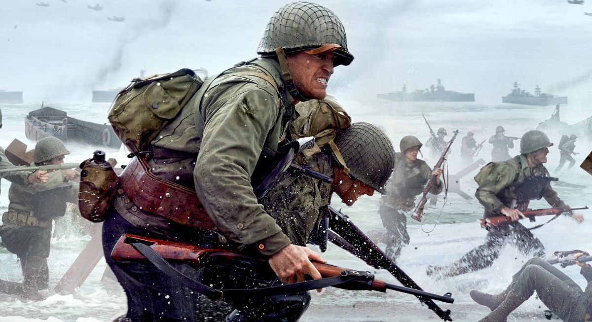 Call of Duty: WW2 Review - YouTube