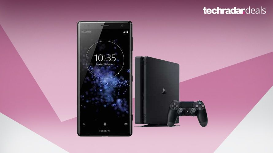 EE is giving away a free PS4 and game with selected Sony Xperia mobile phone deals