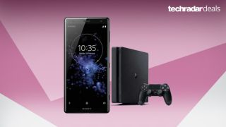 sony xperia xz2 deal with ps4 free