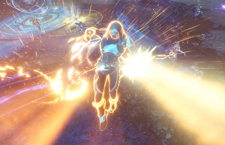 Destiny 2's latest update buffs Golden Gun, nerfs Blade