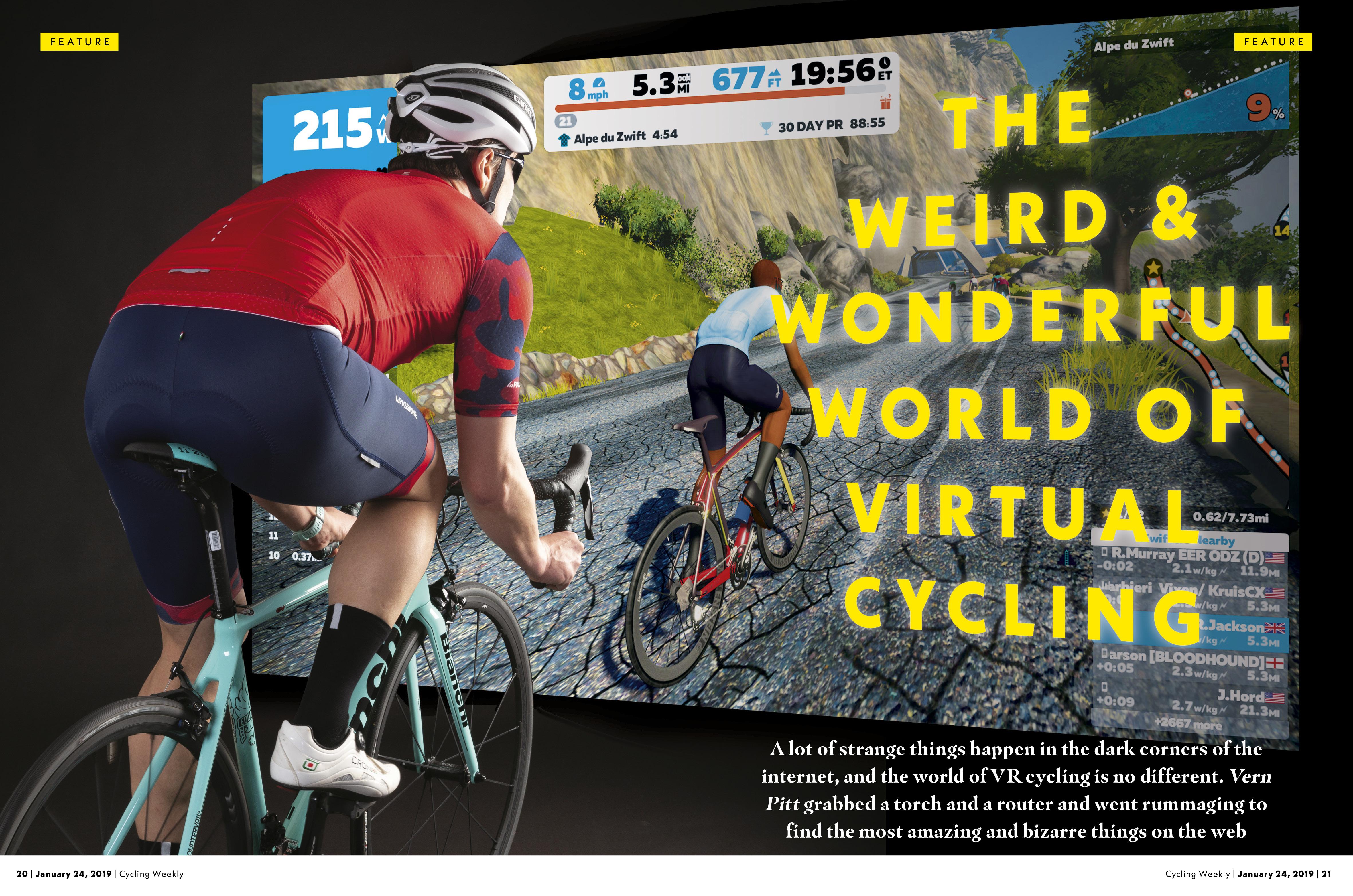 Cycling Weekly January 24 2019 - Cycling Weekly 6da7f8ee4