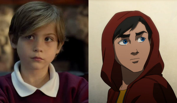 Jacob Tremblay Billy Batson Shazam
