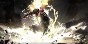 Black Adam's Aldis Hodge Explains How The Rock Is Already Inspiring His Hawkman