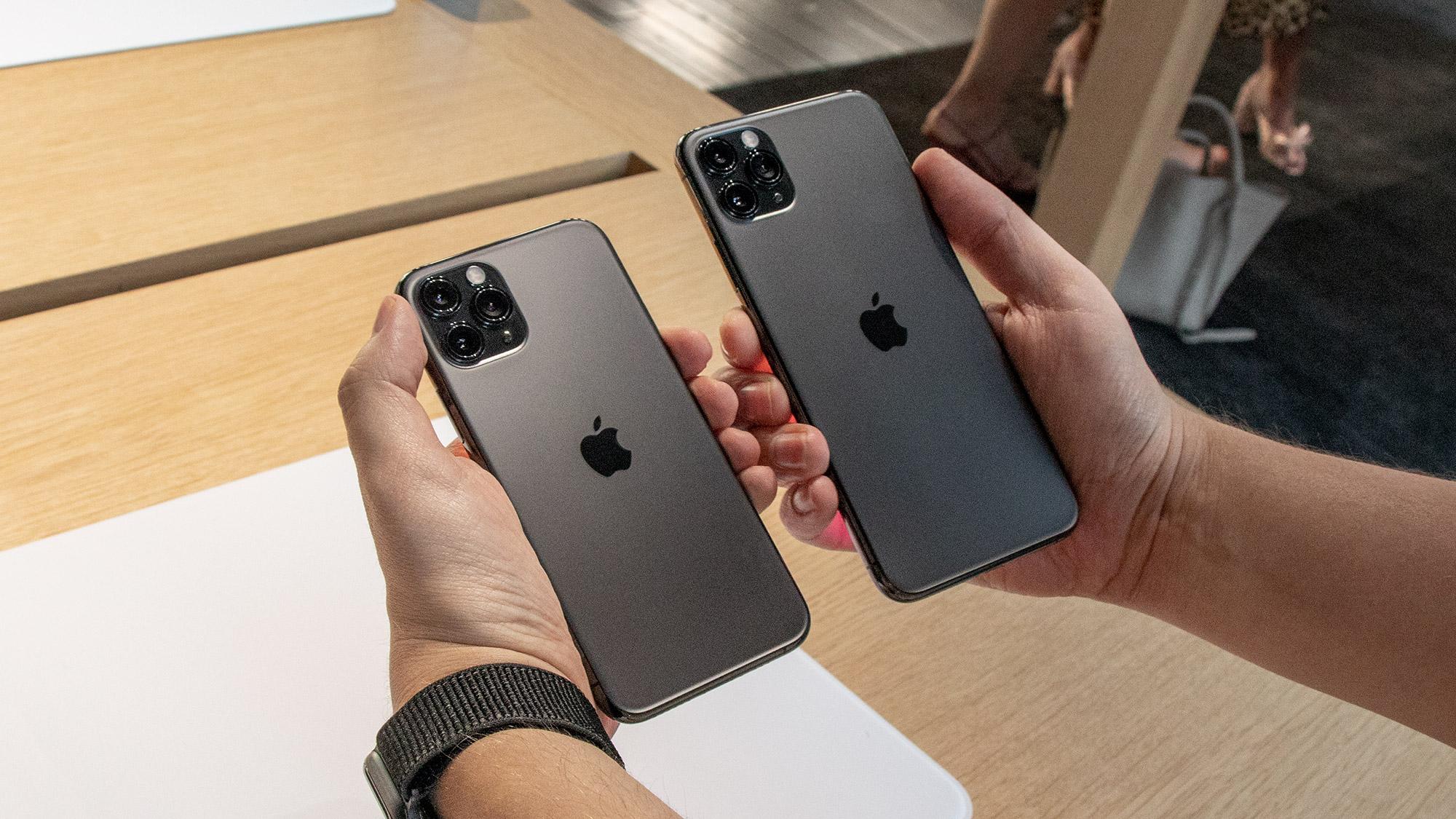 Is it better to speak or die? iPhone 11 case