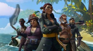 Sea of Thieves Cosmetic Items