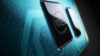 Intel 10th Gen mobile processor