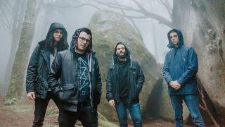 The Voynich Code band promo photo