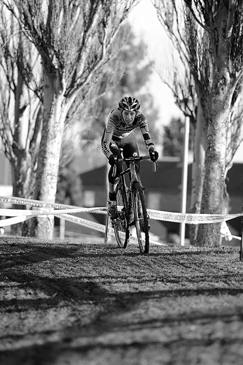 Helen Wyman, Cyclo-Cross National Championships 2011