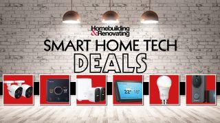 Smart home gadgets deals