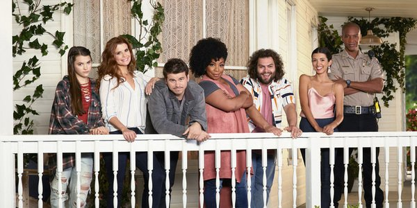 kevin probably saves the world cast