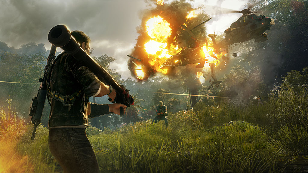 Just Cause 4 patch aims to fix crashes and major performance