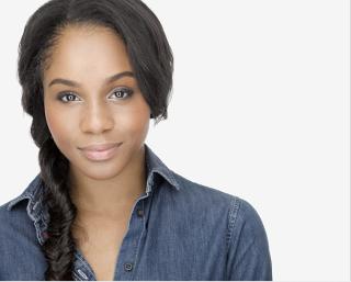 Geffri Maya of All American on The CW