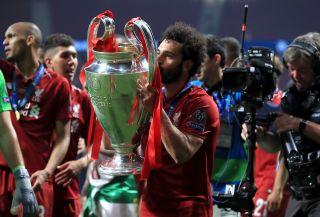 Tottenham Hotspur v Liverpool – UEFA Champions League – Final – Wanda Metropolitano