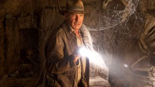 Harrison Ford in Indiana Jones and the Kingdom of the Crystal Skull – one of the best New Disney movies