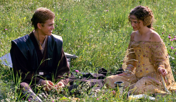 Anakin Padme Star Wars