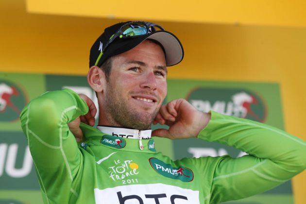 Mark Cavendish, Tour de France 2011, stage 17