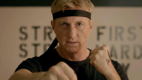William Zabka in Cobra Kai
