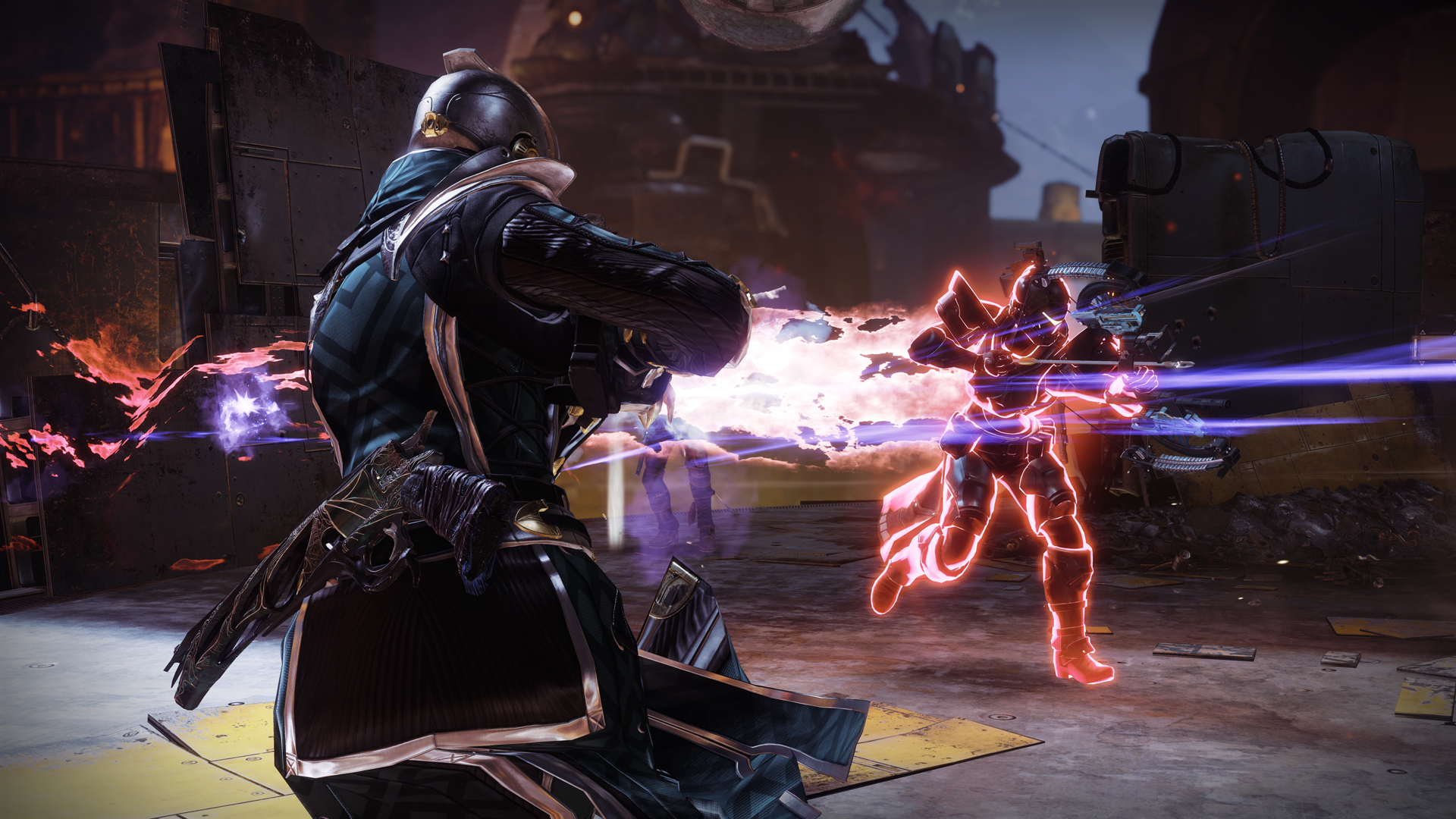 Bungie accidentally broke Destiny 2's matchmaking, and a lot of players prefer it this way