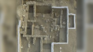 The temple at Lachish is the first ancient Canaanite temple found in more than 50 years and is extraordinarily well preserved, say archaeologists.
