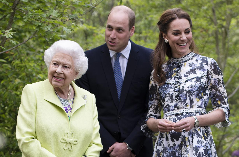 royal family reunites video call international nurses day