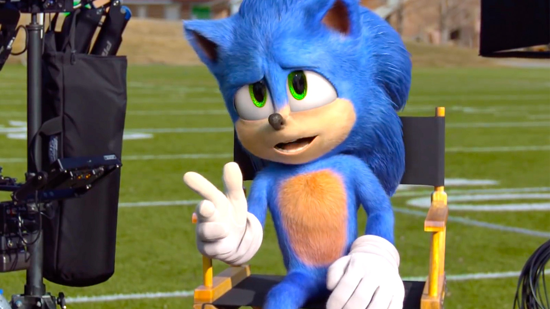 sonic the hedgehog movie drawing easy