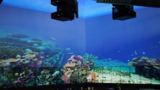 MultiTaction Creates Multitouch Installation at Science Center