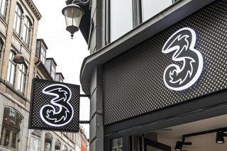 3-butik på Strøget i København
