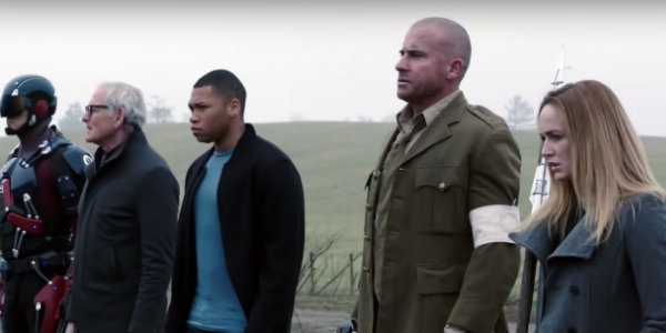 Legends of Tomorrow Season 2 finale
