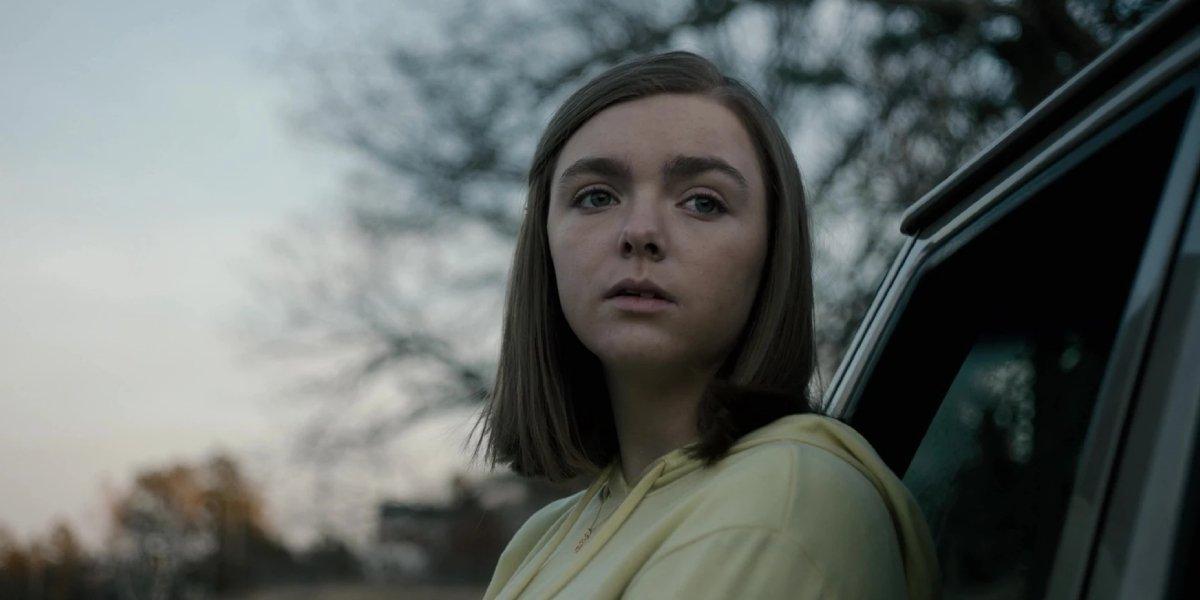 Texas Chainsaw Massacre cast member Elsie Fisher on Castle Rock