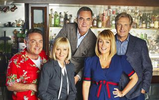 The Cold Feet cast
